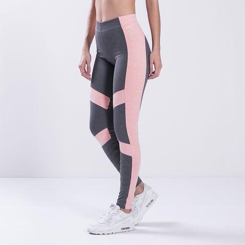 Legging-GxA-Sunstone-Pink-and-Gray-Global-Active