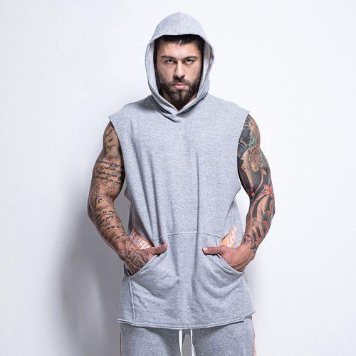 Blusa-Athleisure-Hard-To-Kill-Gray-La-Mafia