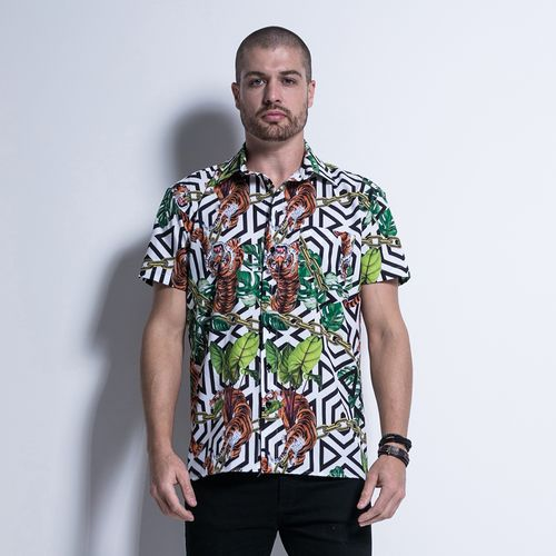 Camisa-Resort-Savage-La-Mafia