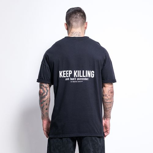 Camiseta-Street-Keep-Killing-La-Mafia