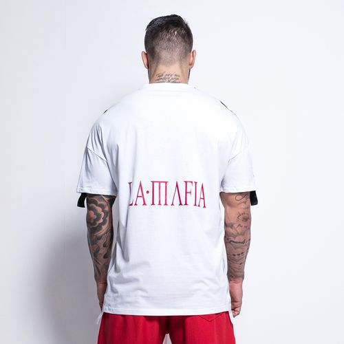 Camiseta-Street-What-You-Lookin--La-Mafia