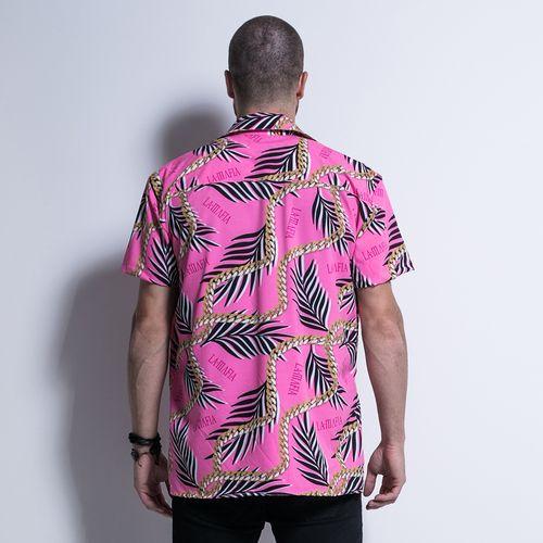 Camisa-Resort-Golden-Chains-La-Mafia