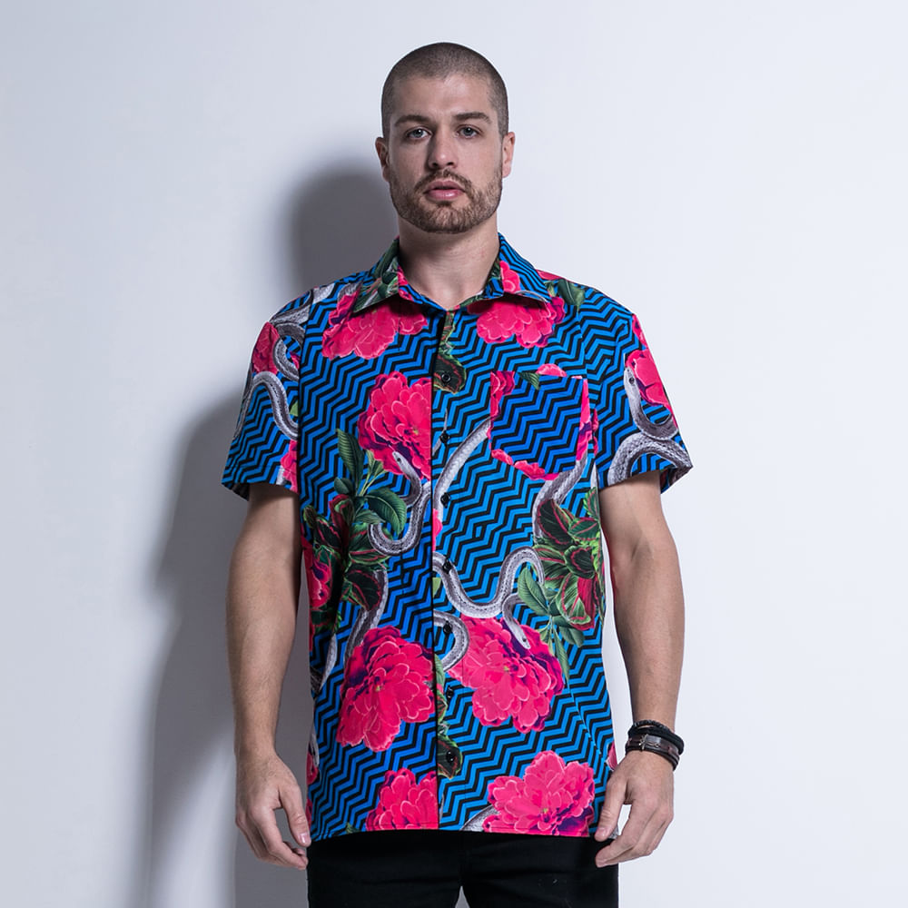Camisa-Resort-Summertime-La-Mafia
