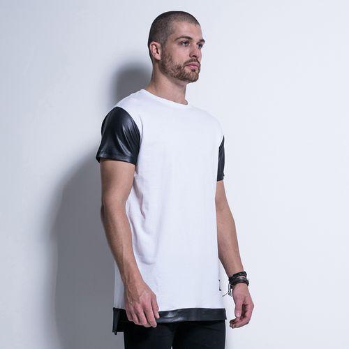 Camiseta-Textures-White-La-Mafia