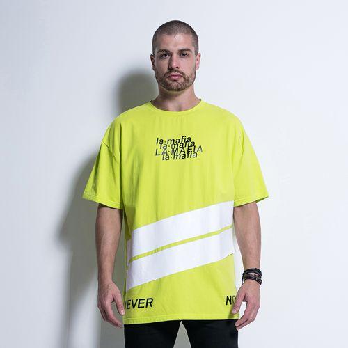 Camiseta-Street-Hustling-La-Mafia
