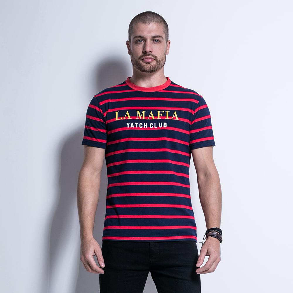 Camiseta-Yatch-Club-We-Get-Money-Red-La-Mafia