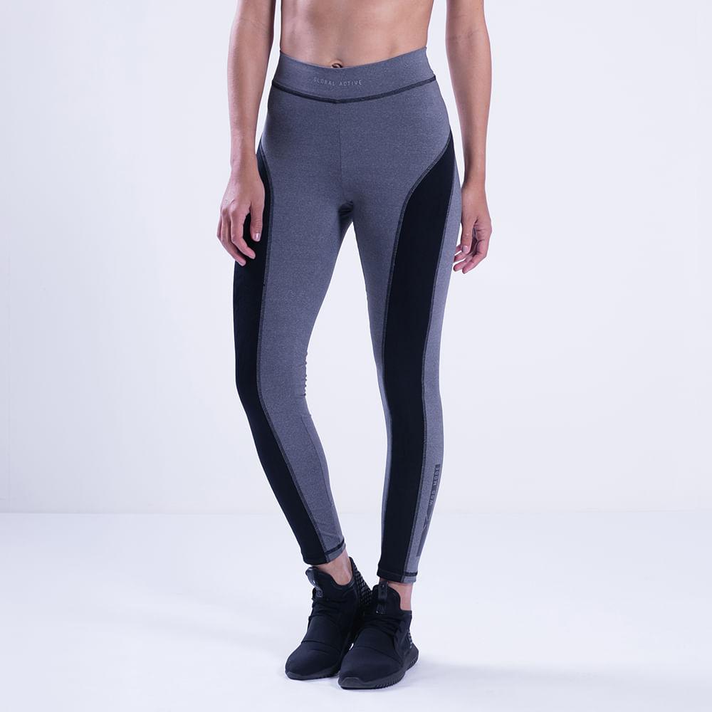 Legging-GxA-Carbon-Ginger-Global-Active