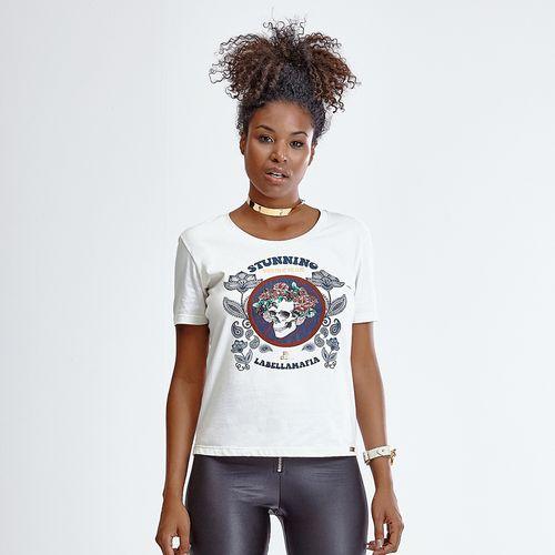Camiseta-College-Skull