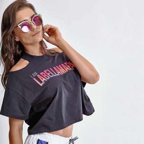 Camiseta-College