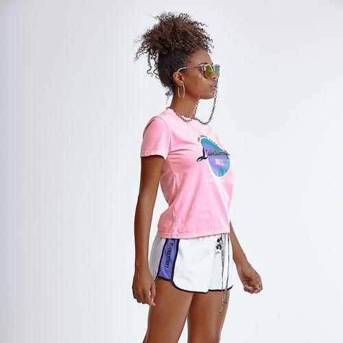 Camiseta-College-Pink