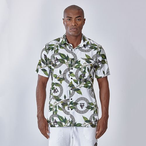 Camisa-Resort-Green