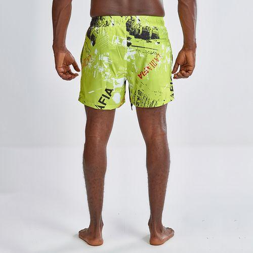 Bermuda-Beach-Wear-Lime-Green