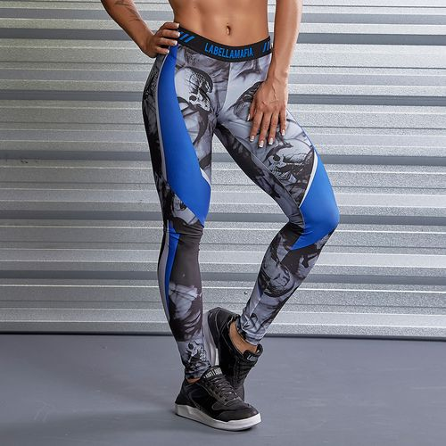 Legging-Cross-Training-Hardcore-Wod---P