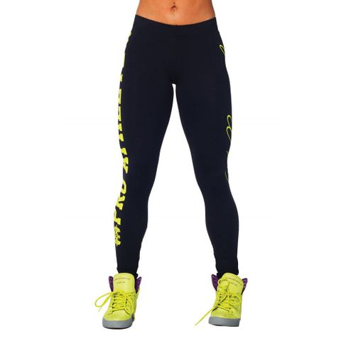 Legging-Pro-Athlete-Green-Slide-frente