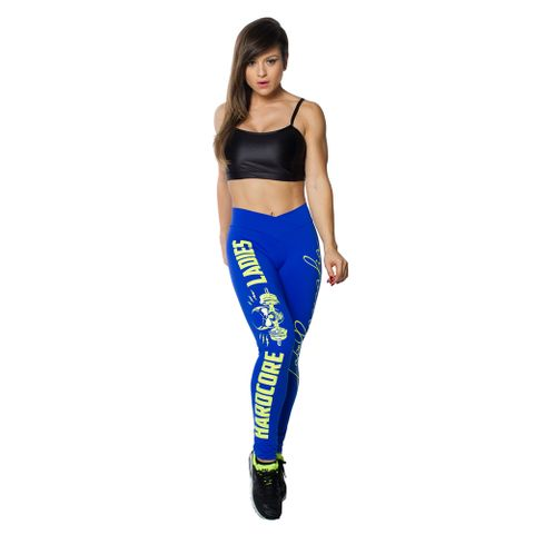 Legging-Hardcoreladies-Royal-Neon-frente