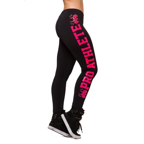 Legging-Black-Pink-Pro-Athlete-lado01