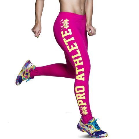 legging-pro-athlete-majent-labellamafia