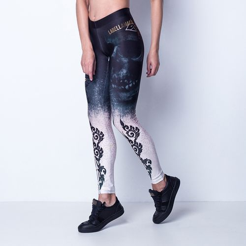 Legging-Gold-Mandala-Labellamafia