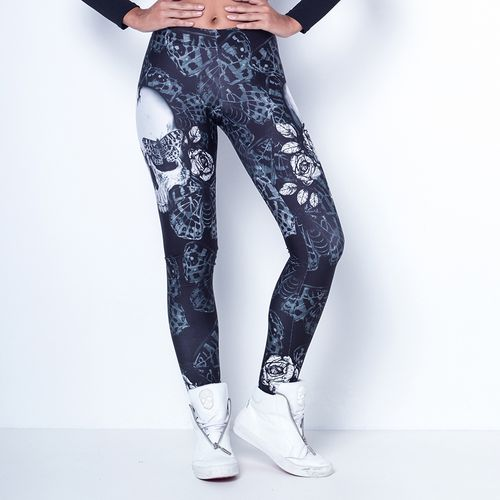 Legging-Butterfly-and-Skull-Labellamafia
