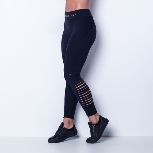 Legging-Black-Stripes-and-Skin-Labellamafia