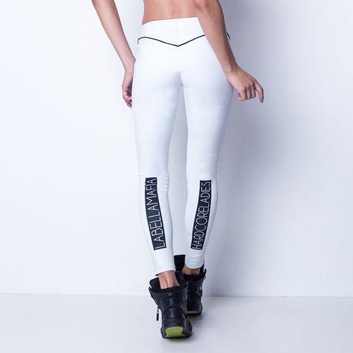 Legging-Emana-White-Labellamafia