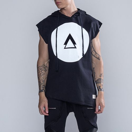 Blusa-Black-and-Circle-La-Mafia