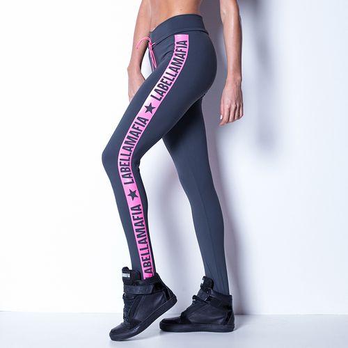Legging-Pink-Stars-Labellamafia
