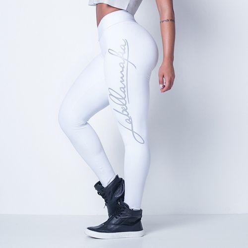 Legging-Hardcore-Ladies-Silver-Labellamafia