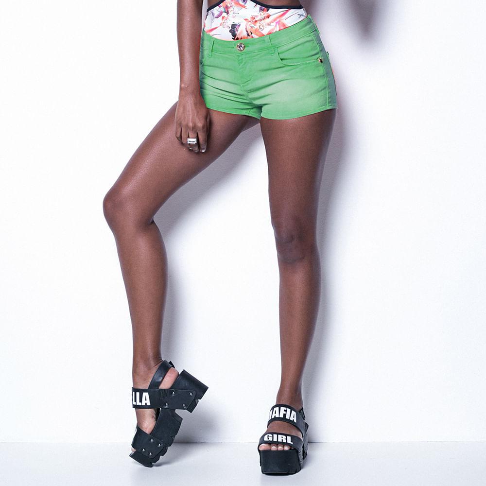 Legging-Hardcore-Ladies-Green-Labellamafia