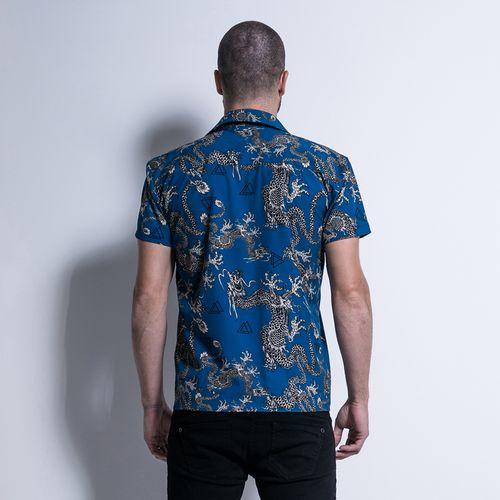 Camisa-Resort-Dragons-La-Mafia