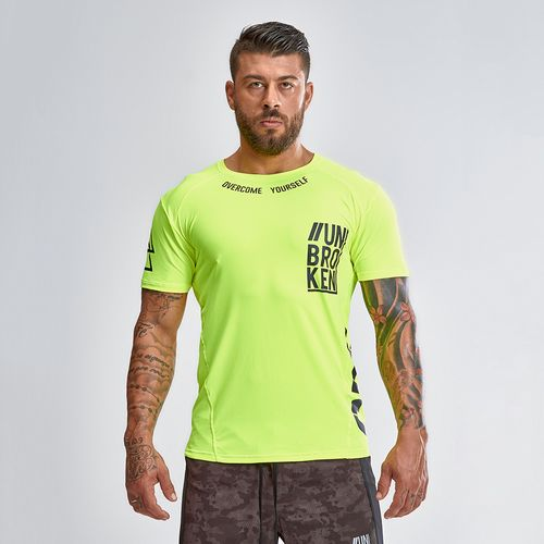 Camiseta-Unbroken-Green