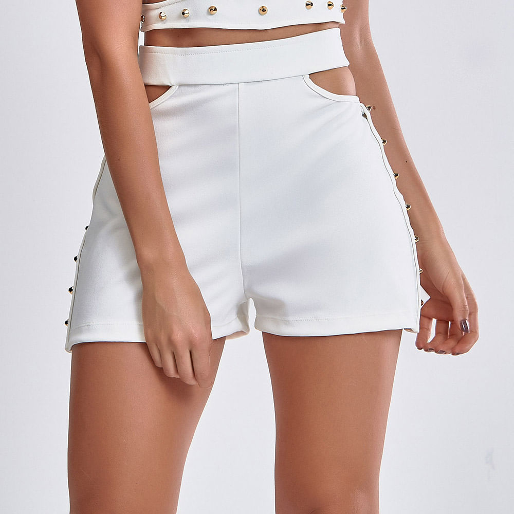 Shorts-White-Night-Young