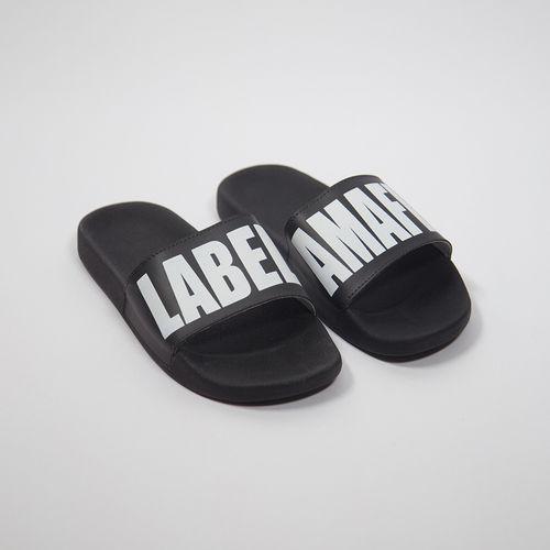 Slide-Labellamafia-Black