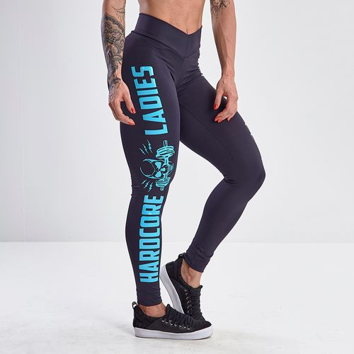 Legging-Hardcore-Blue-and-Black-