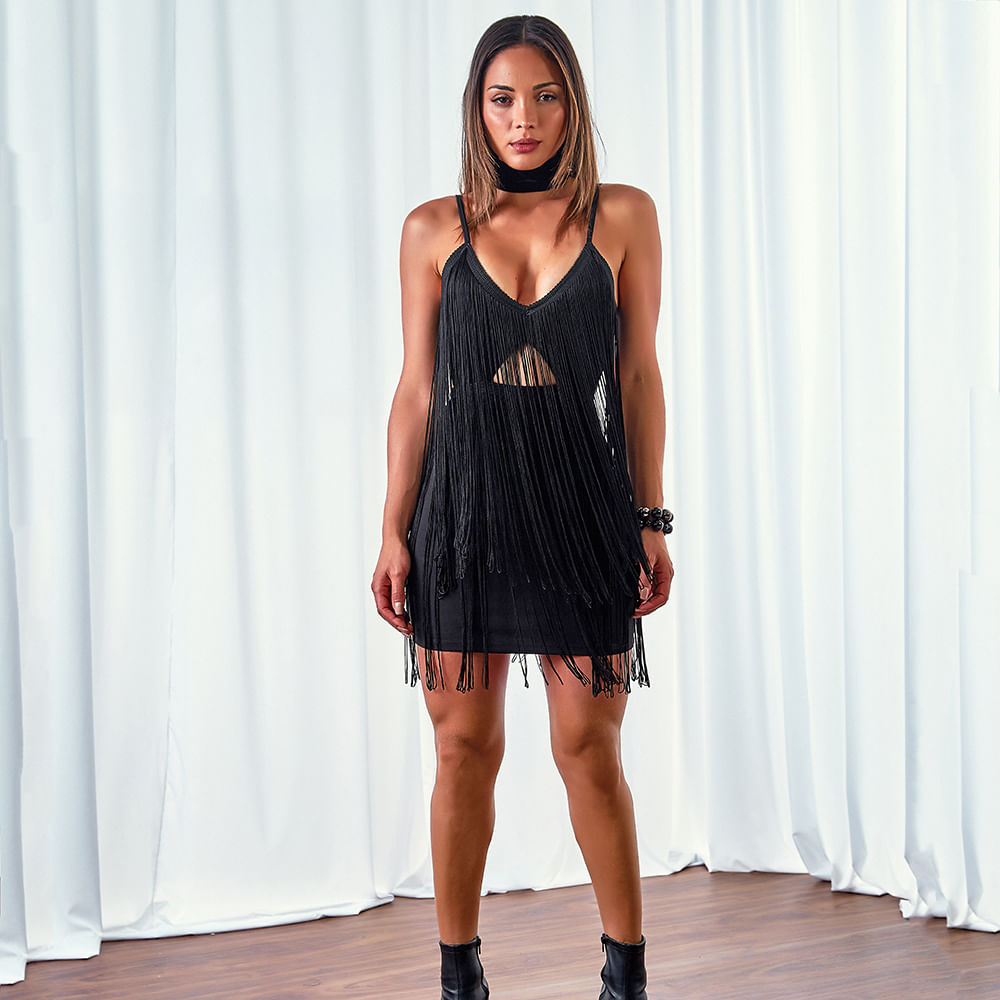 Vestido-Feminino-Black-Groove-All-Night----P