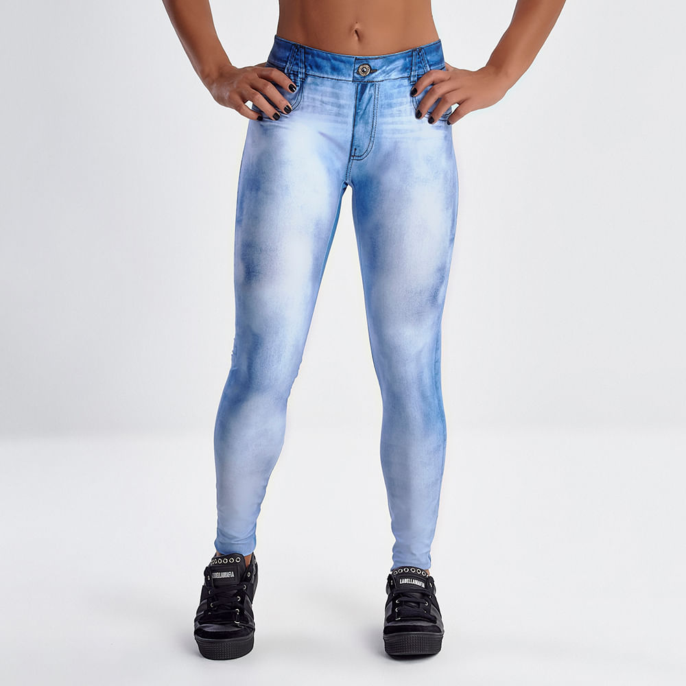 Calca-Legging-Jeans-Feminina-Printed---P