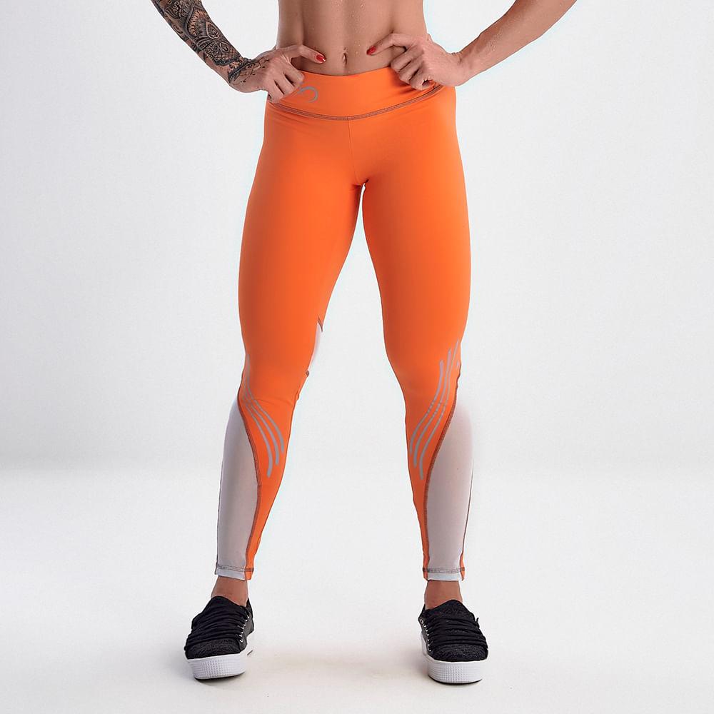Calca-Legging-Feminina-Cycling-Orange---P