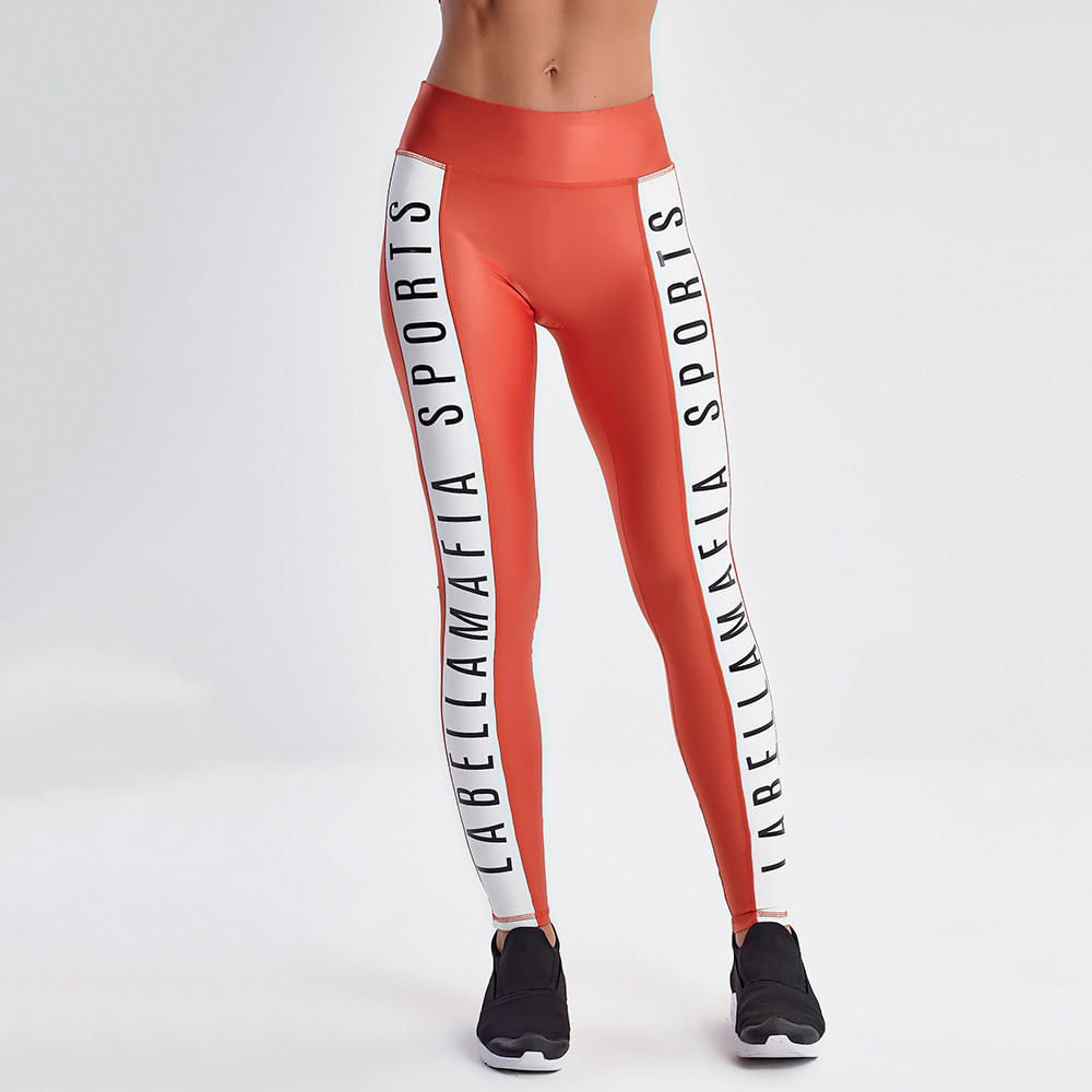 Calca-Legging-Feminina-Glossy-Color-Red---P