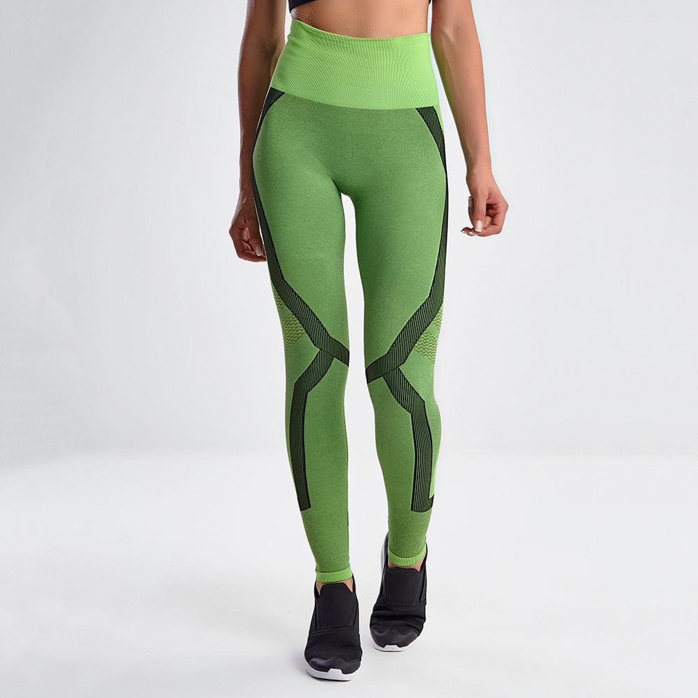 Calca-Legging-Feminina-Simple-Stripe-Green---P