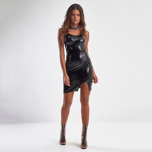 Vestido-Feminino-Vynil-Black---P