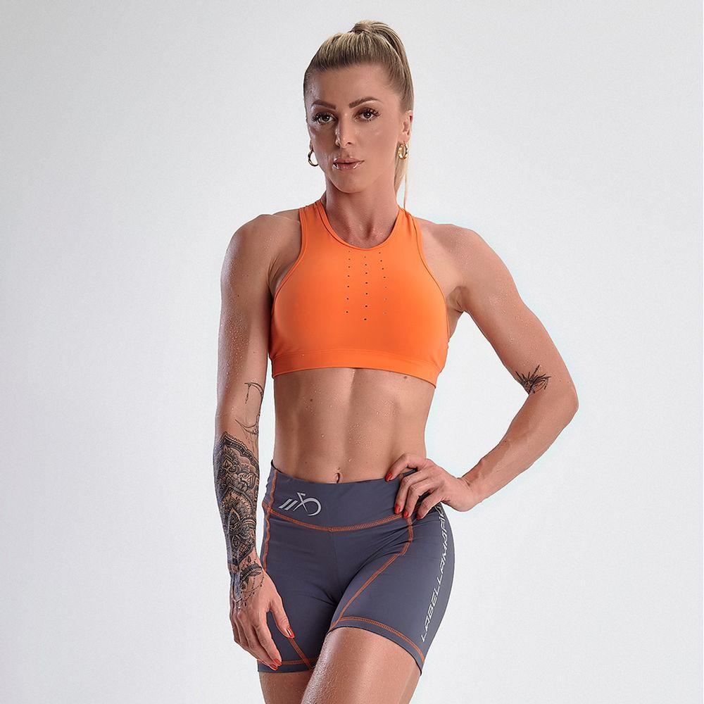 Top-Feminino-Cycling-Orange---P