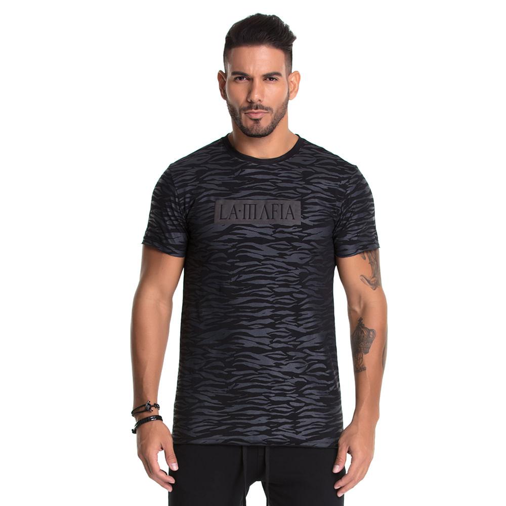 Camiseta-La-Mafia-Style