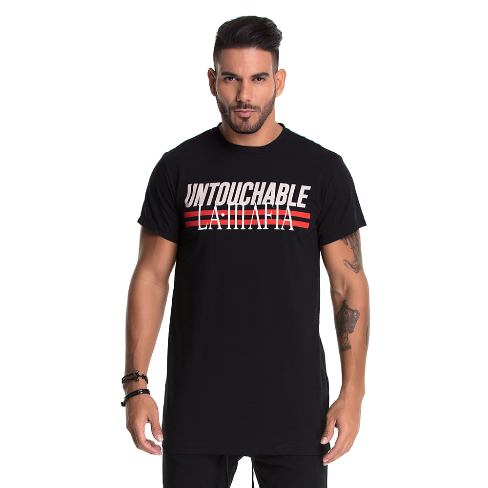 Camiseta-Untouchable