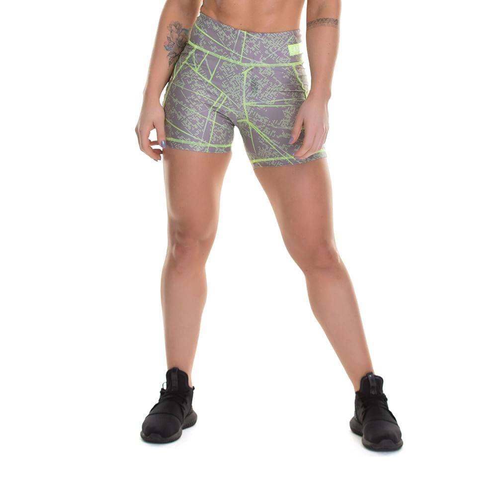 Shorts-Feminino-Unbroken-Lines---P