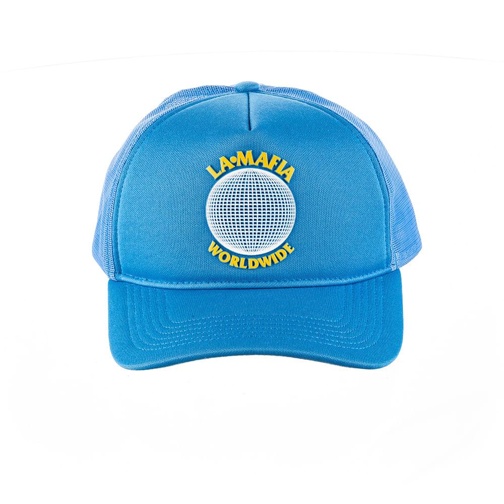 0538fee15 Boné Worldwide Blue - Lamafia