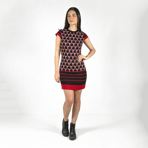 Vestido-Feminino-Angel-On-Fire----P