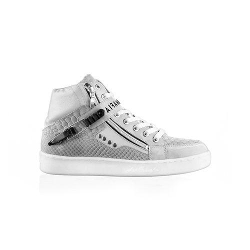 Sneaker-Crocodile-White