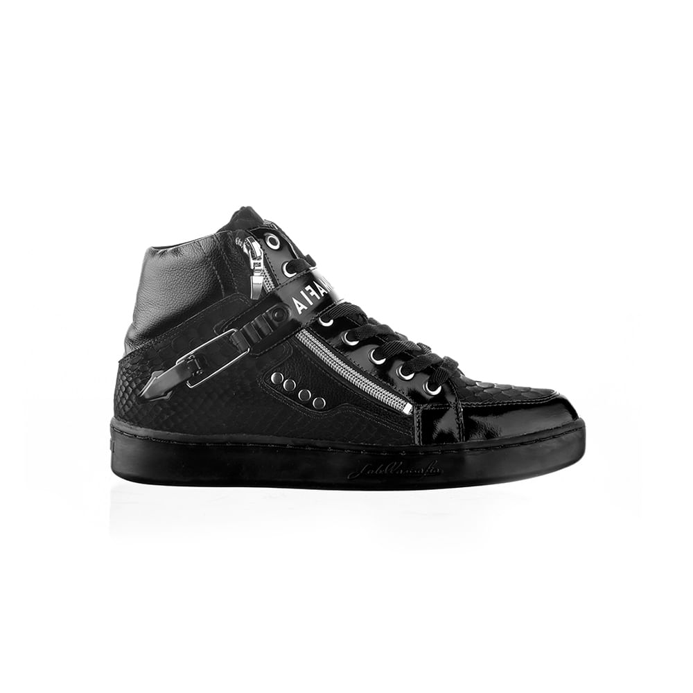 Sneaker-Crocodile-Black---35