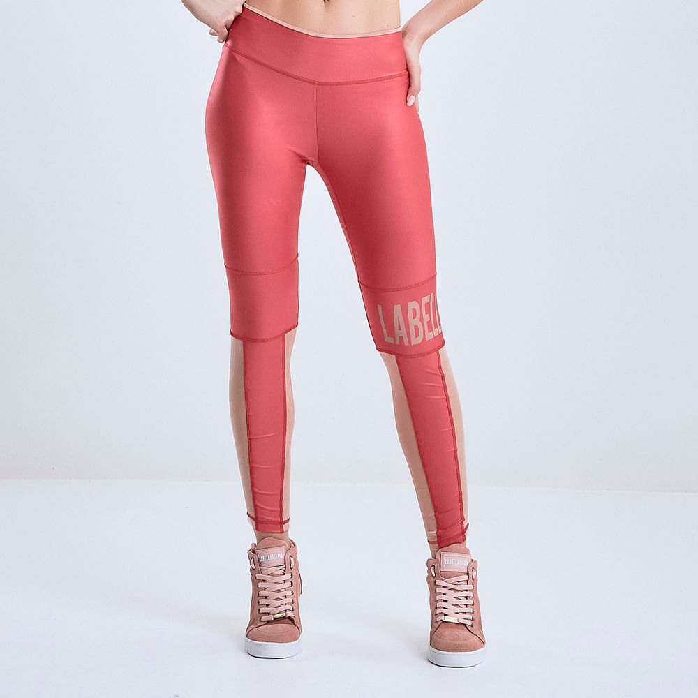 Calca-Legging-Hanging-Garden-Glossy-Red-