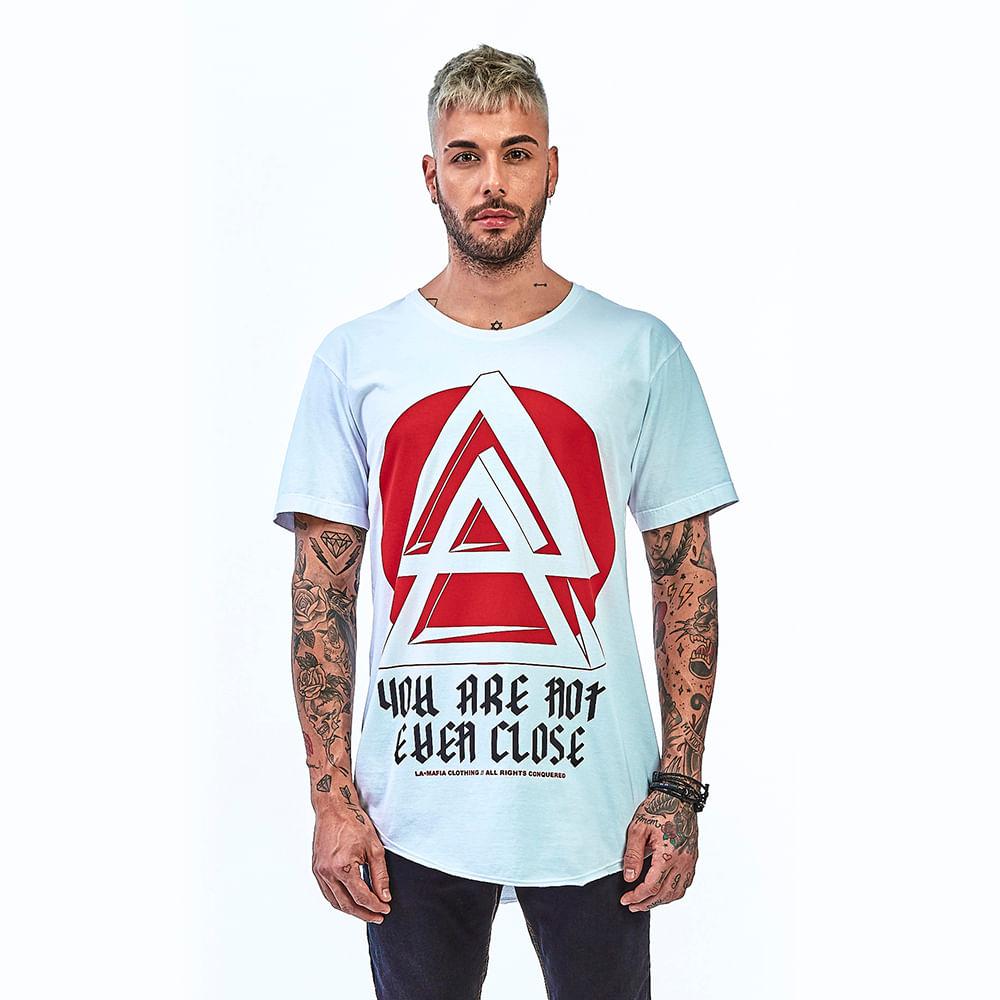 Camiseta-La-Mafia-Tees-You-Are-Not-Ever-Close---P